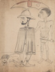 <p>Matita su cartone, 1936. Cm 60x45</p> <p>Archivio n. 360030510012</p> <p>Giuseppe de Gregorio, Catalogo Generale delle Opere (1935-2004) Volume I,pag96</p>
