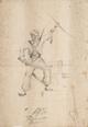 <p>Matita su carta, 1937. Cm 35x24,5</p> <p>Archivio n. 370010510012</p> <p>Firmato Peppinello</p> <p>Giuseppe de Gregorio, Catalogo Generale delle Opere (1935-2004) Volume I,pag96</p>